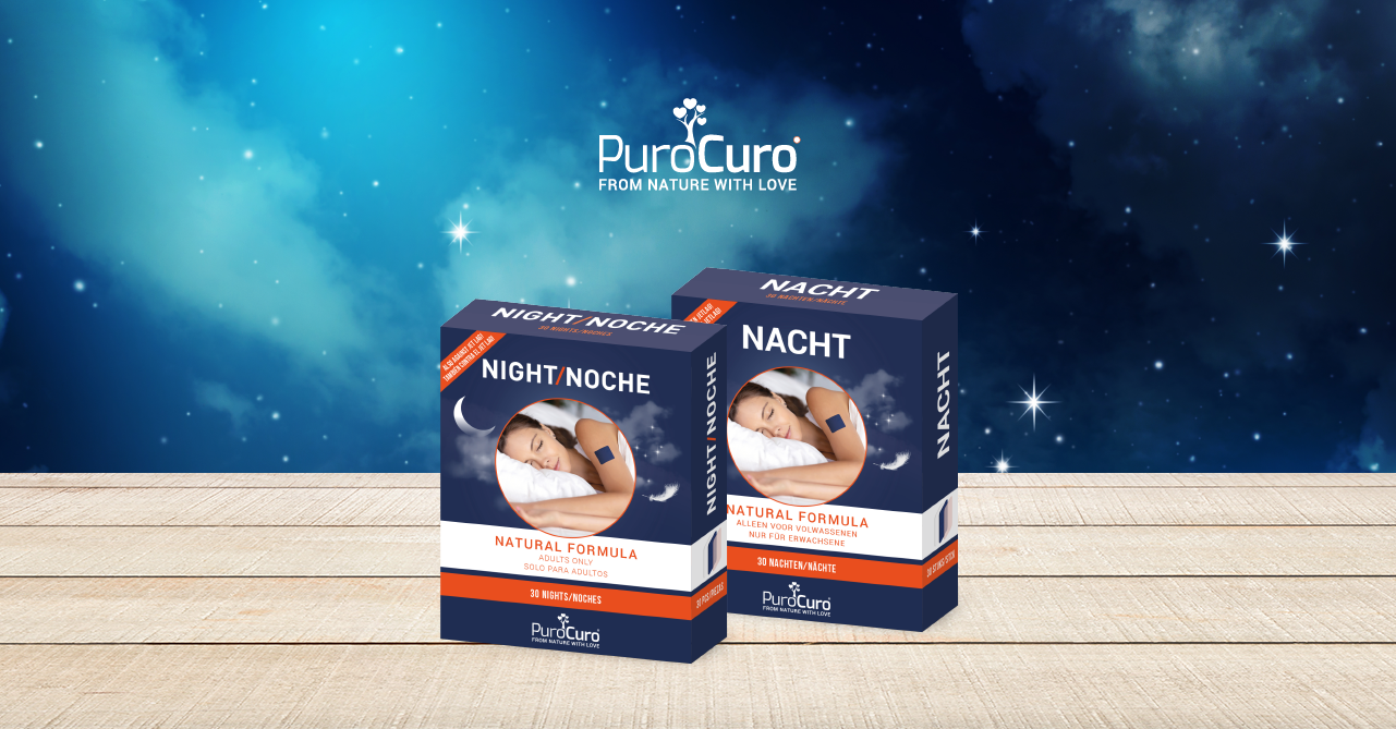 PuroCuro - sleep patch